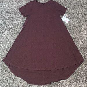 High Low Teeshirt Dress